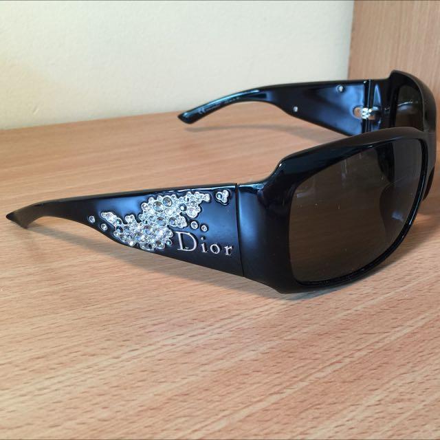 Christian Dior Sassy Sunglasses