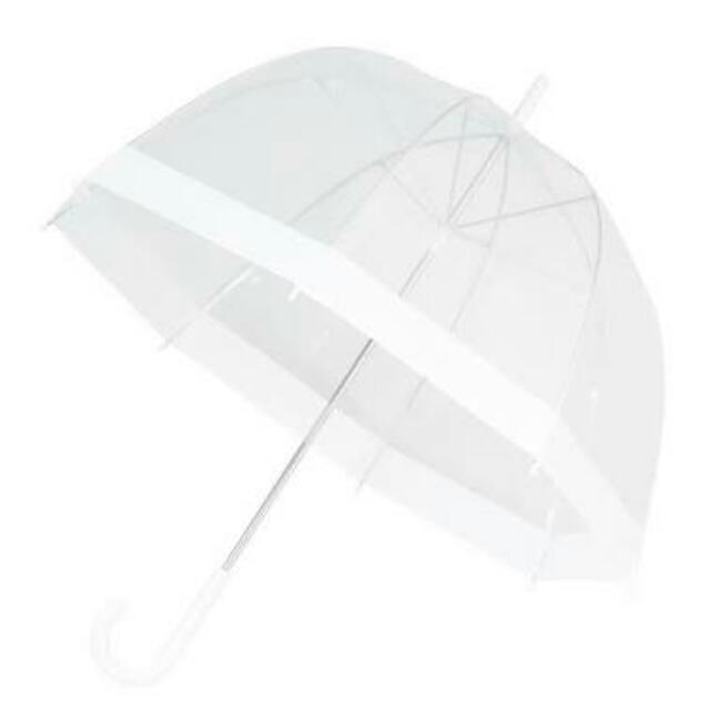 Clear Birdcage Umbrella for Wedding