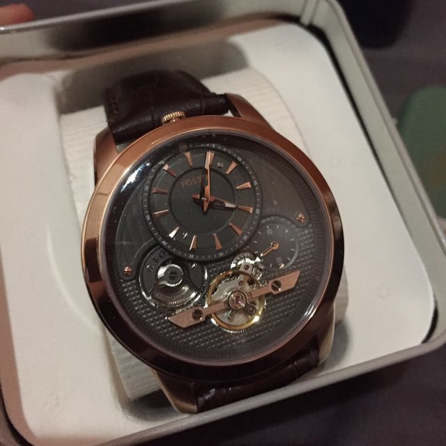 fossil watch me1114 automatic