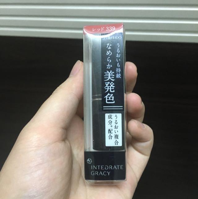 INTEGRATE 唇膏-色號339