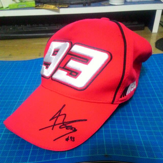Marc Marquez MM93 馬克斯 布帽