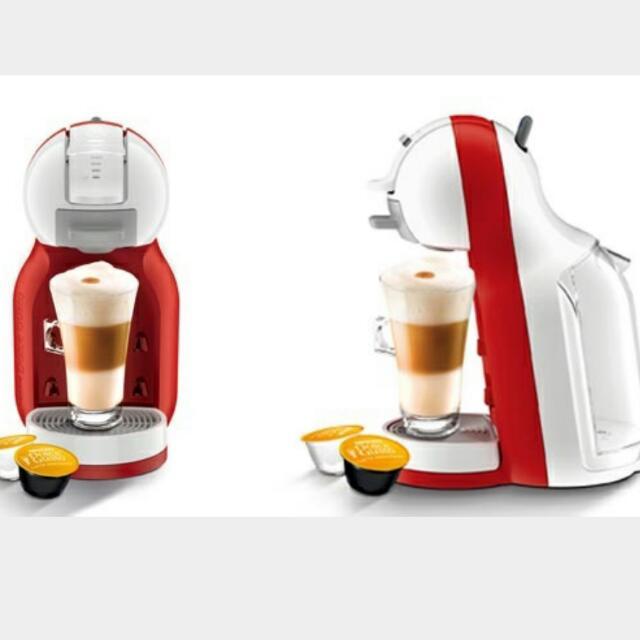限定色大特價~Minime雲朵白~雀巢膠囊咖啡機,免運全新未拆封