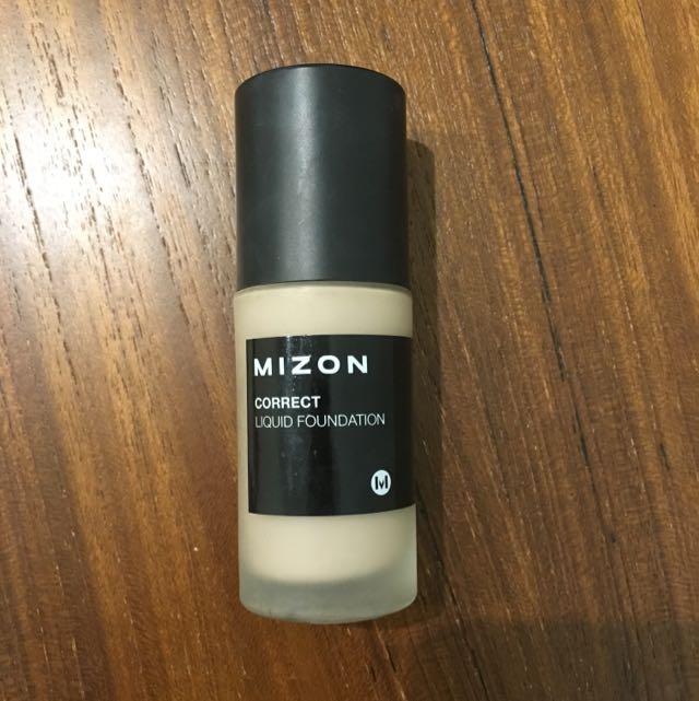 MIZON CC水漾超保濕粉底液