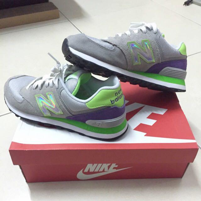 NB574休閒鞋