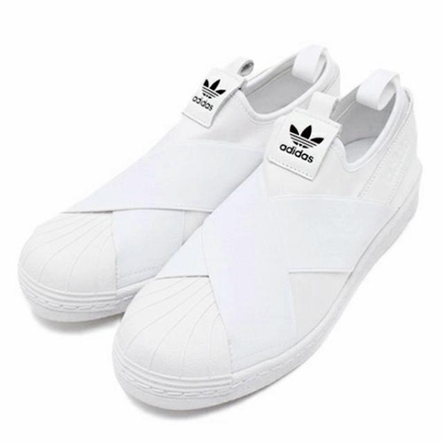 adidas Superstar Slip On Shoes Black   adidas Malaysia