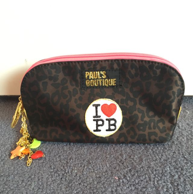 Paul's Boutique Small Cosmetic Bag