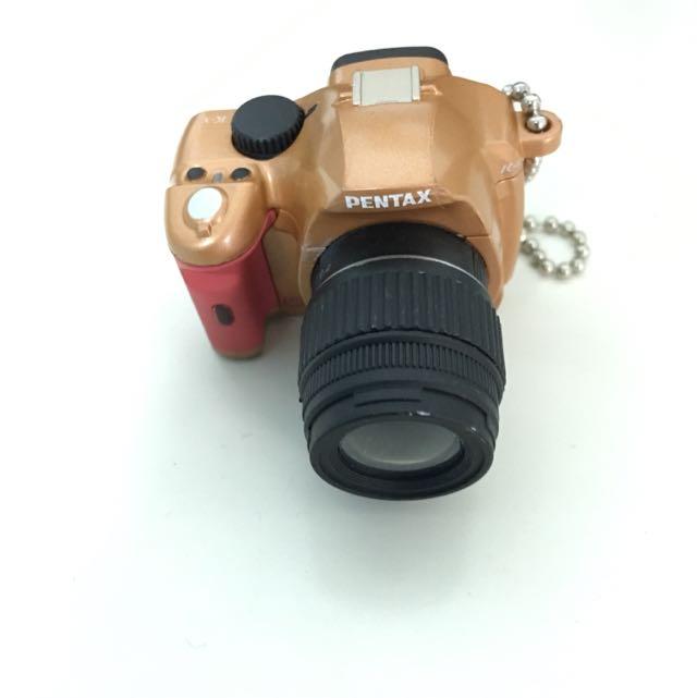 Pentax造型扭蛋鑰匙圈