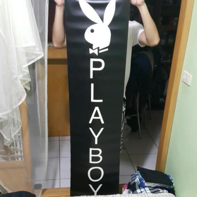 Playboy海報