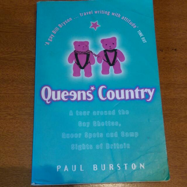 Queens Country Paul Burston