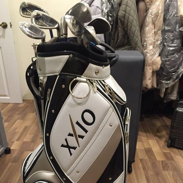 全新高爾夫球具XXIO