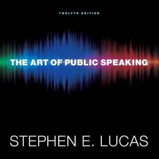 The Art Of Public Speaking PDF Version