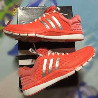 (個人二手)Adidas Adipure 360.2 CC-W 女鞋 D66565 橘
