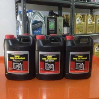 Toyota Super Long Life Coolant