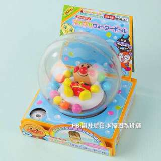 🎌讚井屋🎌日本麵包超人anpanman洗澡玩具 水球 啪噠啪噠(預購)