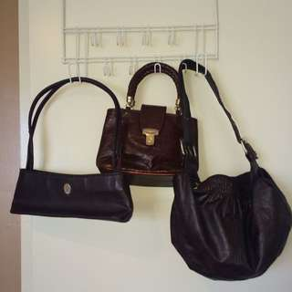 Brown Vintage Handbag Sale