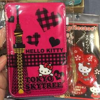 日本帶回Kitty 手機套