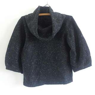 Country Road woolen pull-over/Sz. M