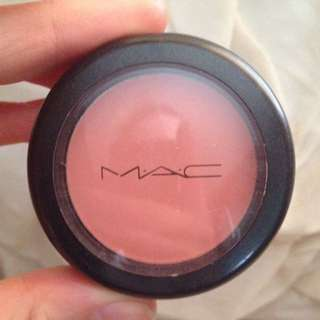 Mac Sheertone Blush 'peaches'