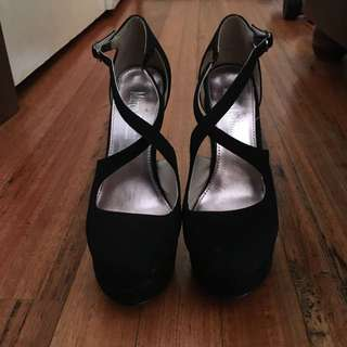 Size 38 Heels Shoes