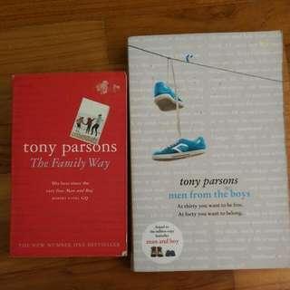 Tony Parsons - The Family Way