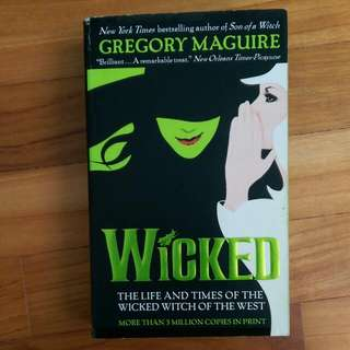 Wicked softcover