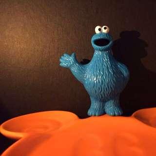 藍色餅乾怪獸