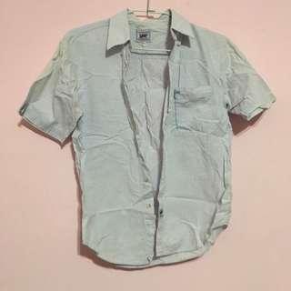 (降)Lee藍格襯衫