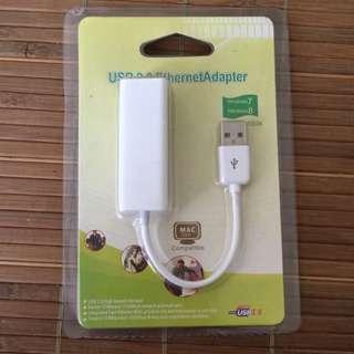 USB 轉接器 LAN RJ-45
