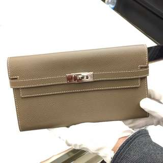 愛馬仕 Hermes Kelly 長夾