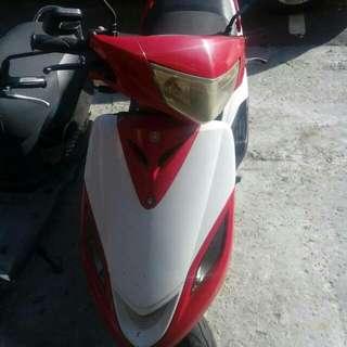 (保留中)125cc二手摩托車