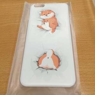 Iphone6+ 超薄手機硬殼 可愛小狗狗 文具系列第二件半價!