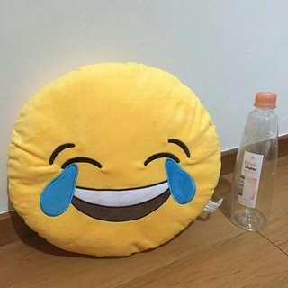 Emoji 笑臉抱枕