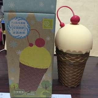 PLA玉米食器 冰淇淋杯(全新,未使用!)很適合小孩子使用!