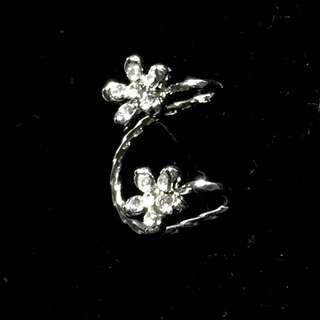 耳環_抗敏耳骨環