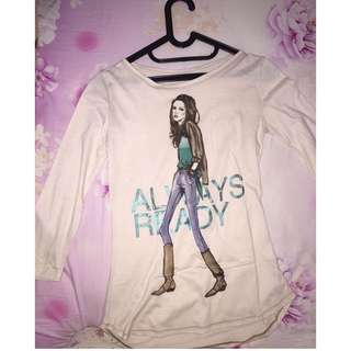 Long Sleeves By Colorbox