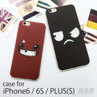 情侶內心戲 iPhone6 iPhone6S PLUS 6s i6 6plus 情侶殼 手機殼 保護殼 軟殼 tpu殼
