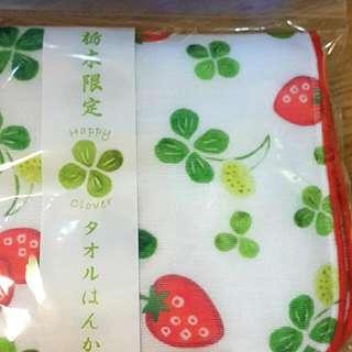 日本製限定小手帕