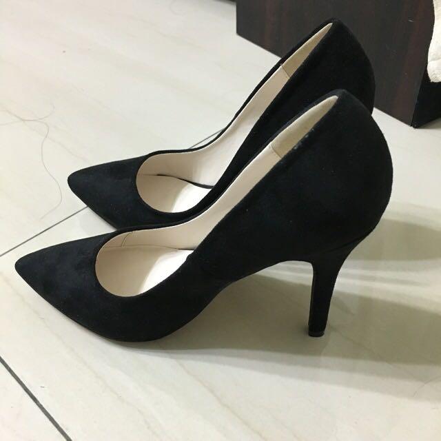 超美尖頭高跟鞋22.5