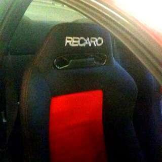 Genuine Recaro SR3 Tomcat
