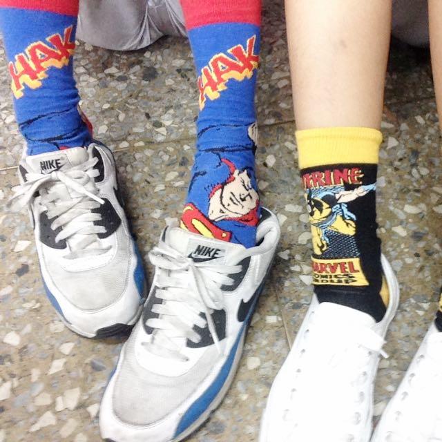 徵求超人襪子