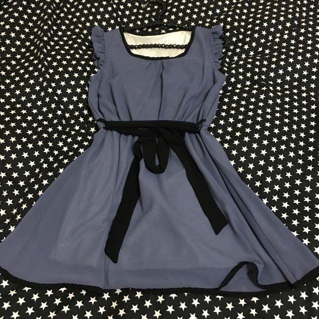 正韓時尚蘭甜美洋裝