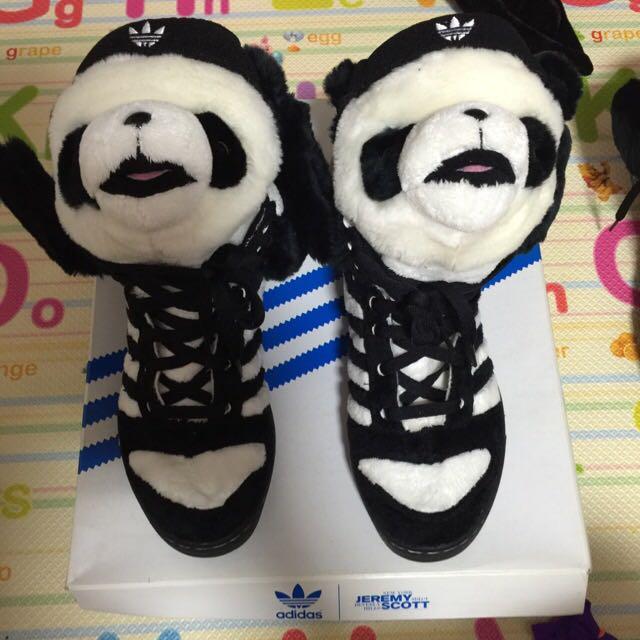 Adidas Jeremy Scott Panda Bear