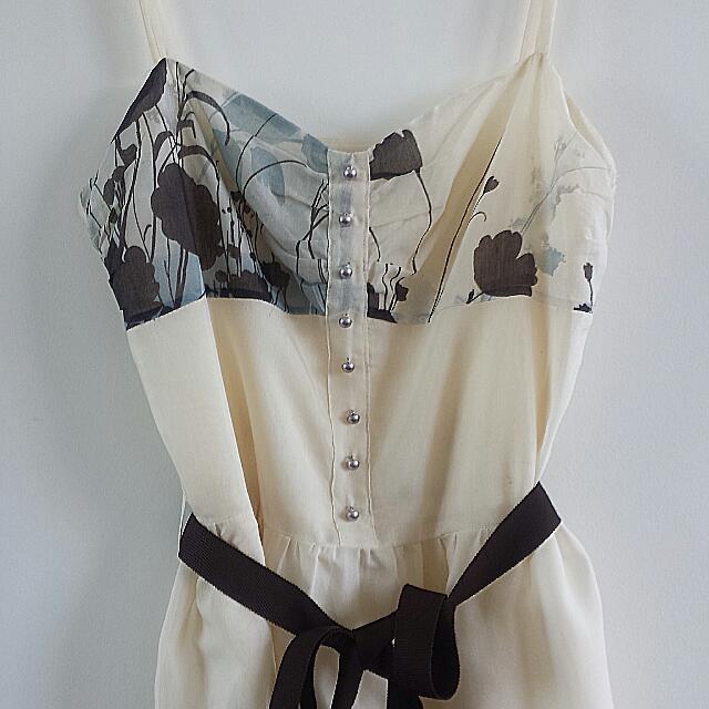 Alannah Hill lightweight summer dress/Sz. 12
