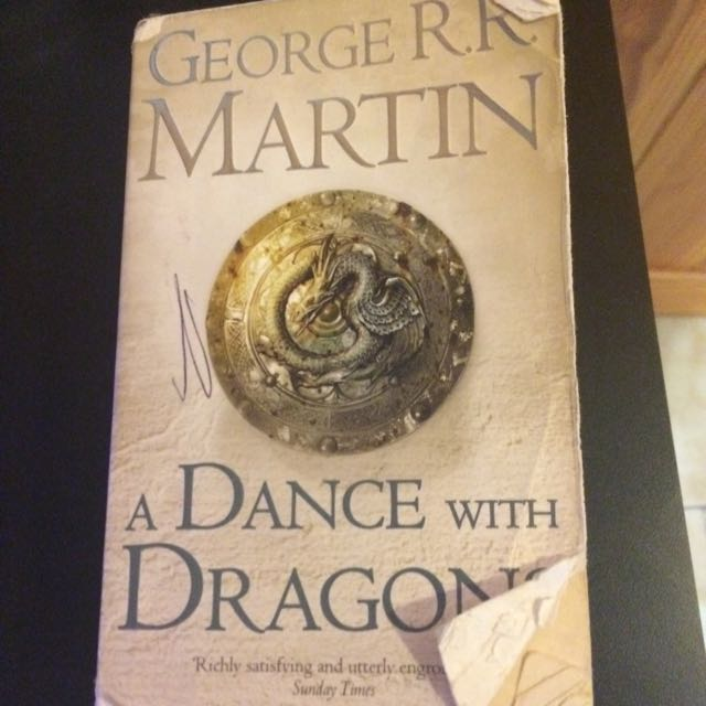 Game Of Thrones: A Dance With Dragons