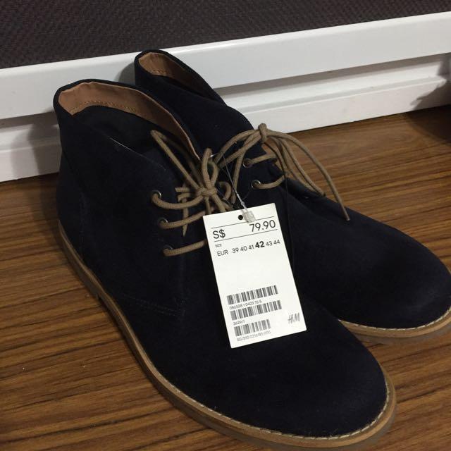 H\u0026M men Shoes, Men's Fashion on Carousell