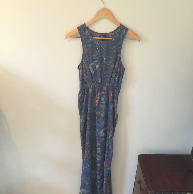 May Maxi Dress