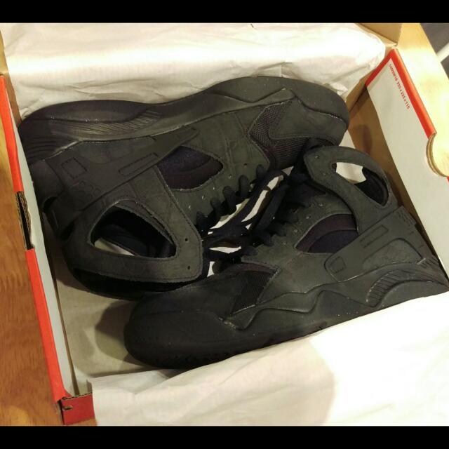 出清出清Nike高統黑武士 全黑