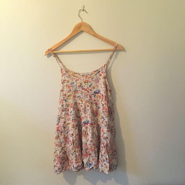 O'Neill Printed Dress