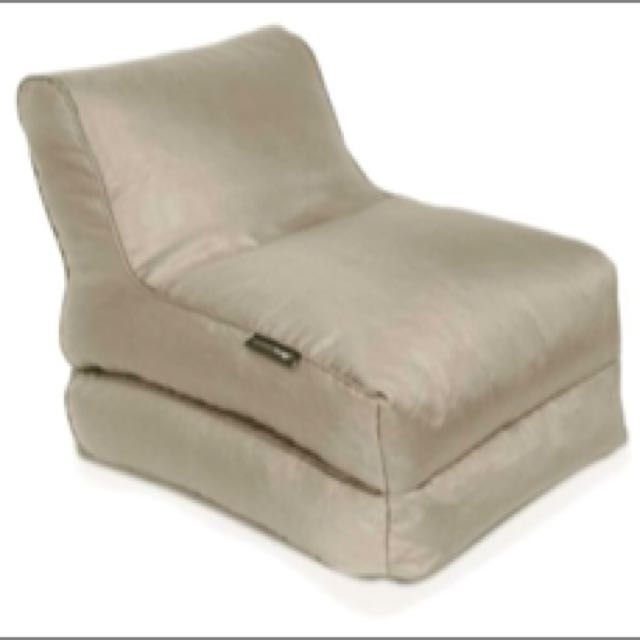 Outdoor Conversion Lounger Chair Bed