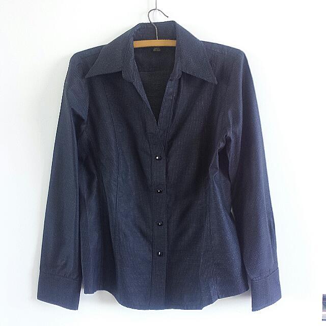 Perri Cutten Sz. 8 business shirt